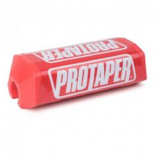 New Pro Taper BAR PAD MOLDED 2.0 SQUARE RACE RED